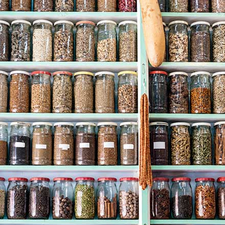 Spice Chain Retail Spices