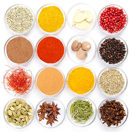 Spice Chain products include: Spices, Herbs, Seeds, Custom